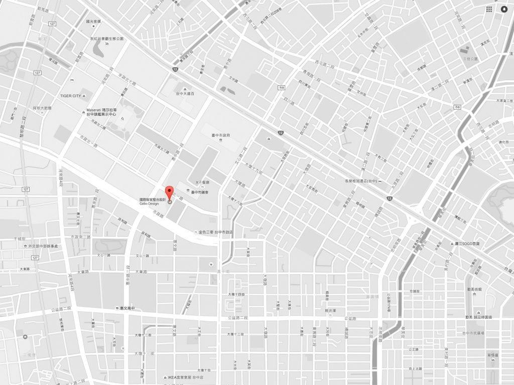 gabo-map . 國際智家地圖