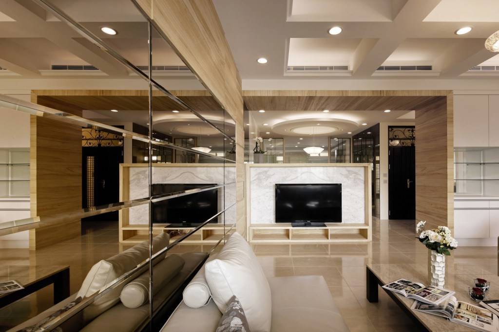 國際智家. 台中12期-林公館-室內設計
