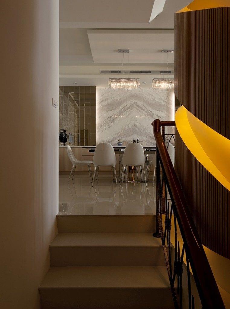國際智家. 莊公館-室內設計