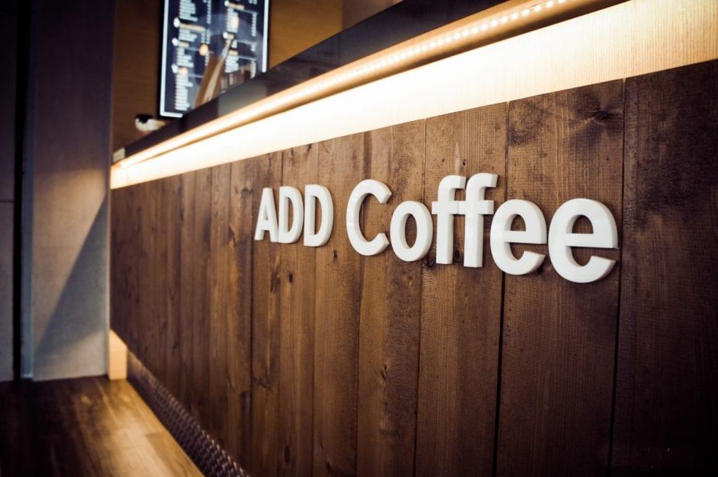 國際智家.ADD COFFEE.艾得招牌 . 張智子. 李家文 . 國際智家