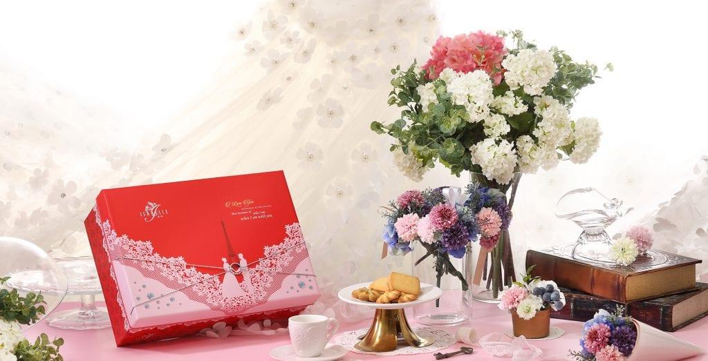 國際智家.伊莎貝爾喜餅.蕾絲婚戒.包裝設計001