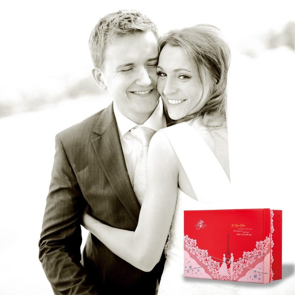 國際智家.伊莎貝爾喜餅.蕾絲婚戒.包裝設計003