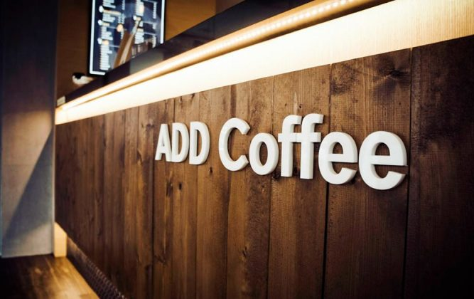 國際智家. 艾得咖啡 . 品牌設計 . 空間設計